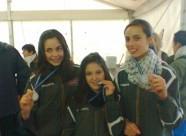 Vice Campioni Provinciali Staffetta Femminile - Lomazzo 2012