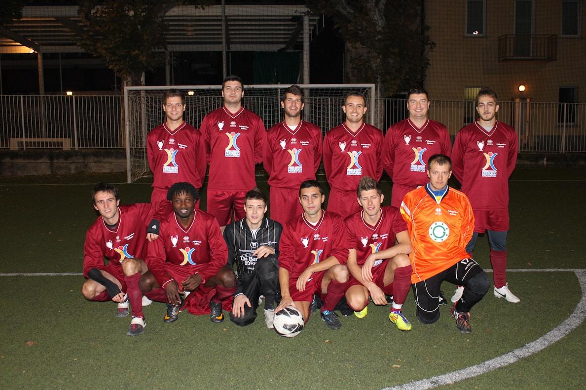 Squadra Calcio Open a 7 - 2012/2013