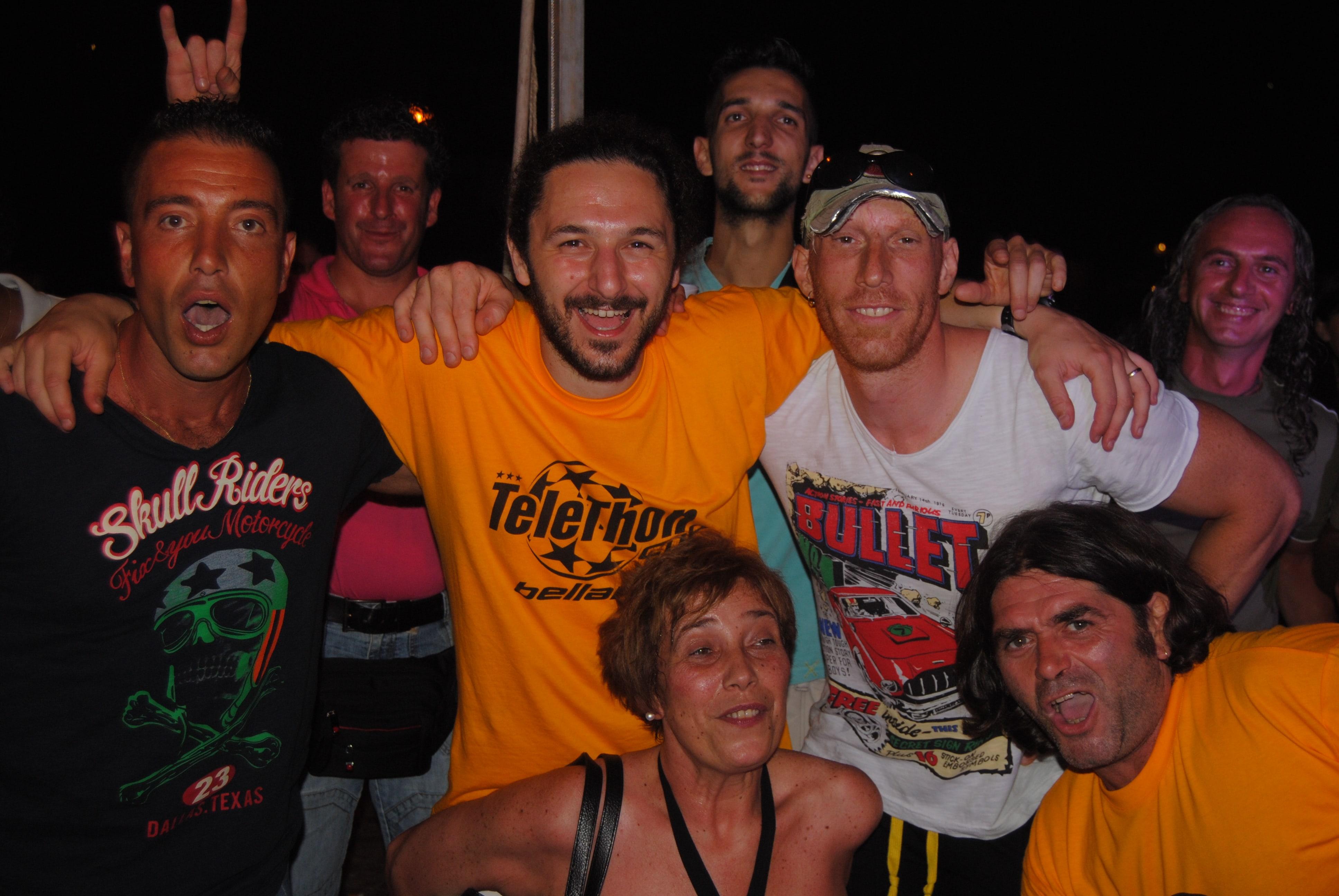 Telethon cup 2013 – vince la solidarietà