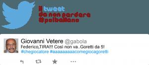 Tweet Posta