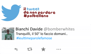 Tweet Bianchi