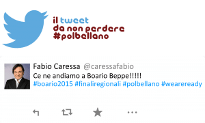 Tweet Caressa