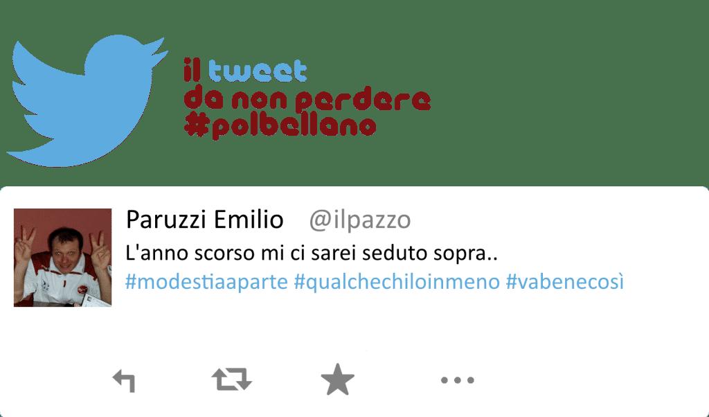 Tweet Paru