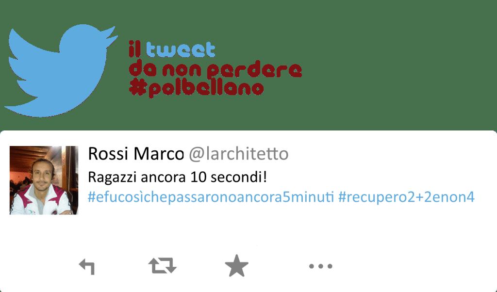 Tweet Rossi