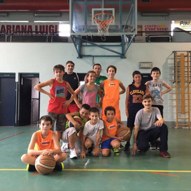 Basket U12 – ci siamo!