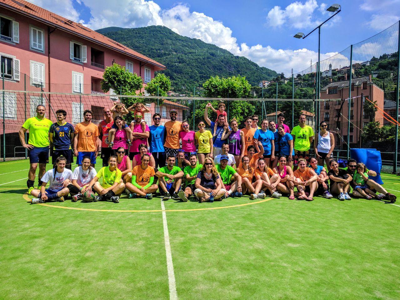 Torneo Volley Misto 4×4 Risultati e Immagini