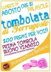 TOMBOLATA @ Bellano - PALASOLE