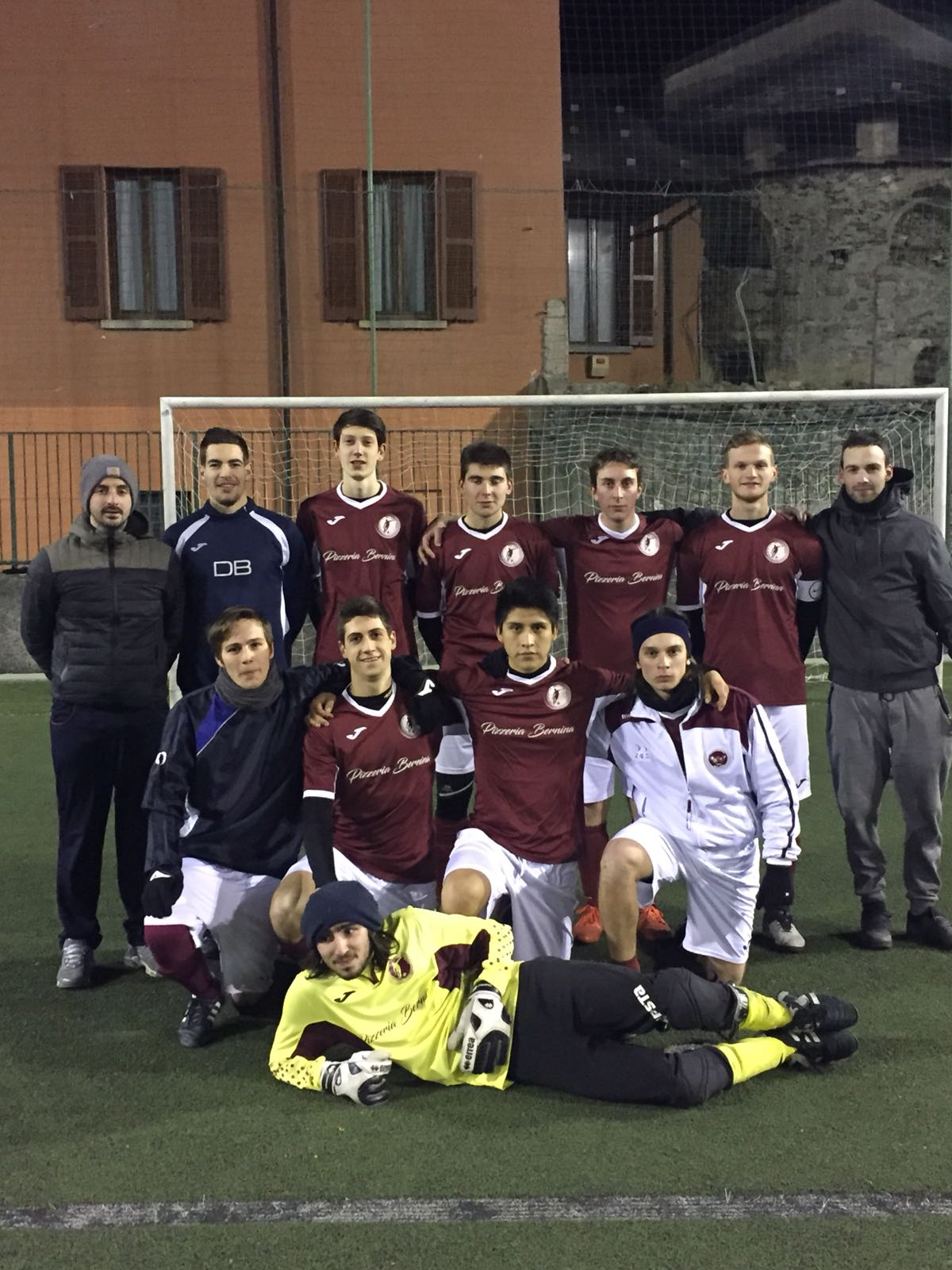 CALCIO TOP JUNIOR A 7 – 15^ GIORNATA 2017/18