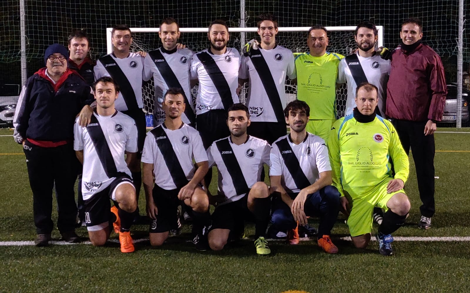POL. BELLANO CALCIO OPEN A 7 – 8^ ANDATA 2018/19