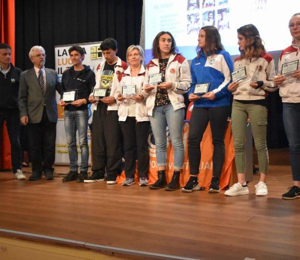 Campioni nazionali atletica. Premiazioni CSI (2)2