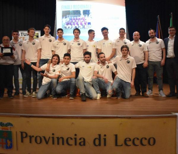 Campioni regionali premiazioni CSI. Top Junior3