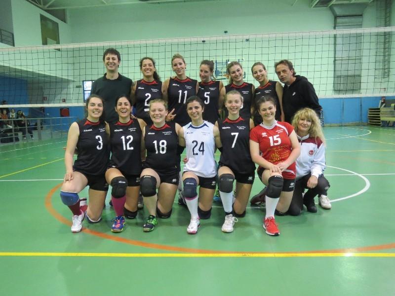Pol. Bellano Volley Open Femminile – Campioni Provinciali